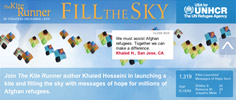 The United Nations High Commission on Refugees - Fill the Sky