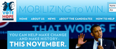 Vote Hope - Mobilizing to Win